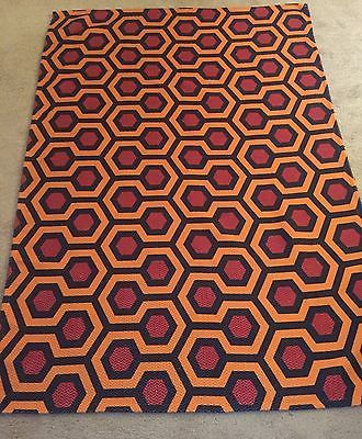 The Shining Redrum Rug Carpet Room 237 Overlook Hotel Kubrick 4 X