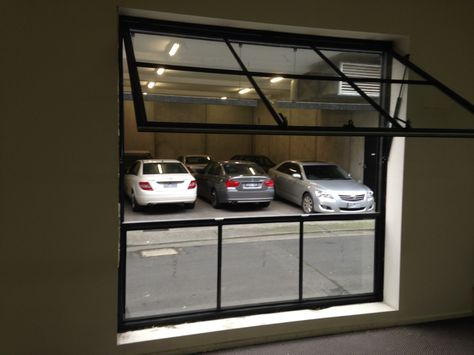 Gas Assisted Strut Steel Windows Only At Steel Frame Windows