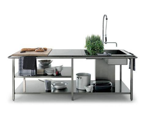 Cucine free standing: Cucina Workstation da Elmar Cucine ...