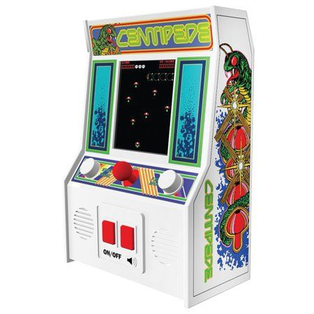 Retro Arcade Video Game Mini Console - Centipede 14 86 dollars