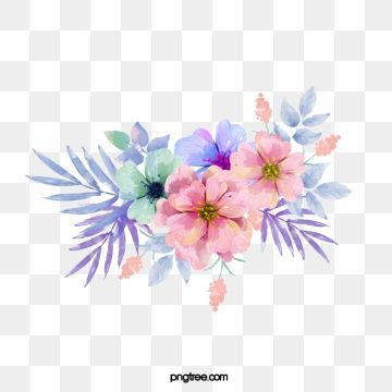 Beautiful Lavender Lavender Purple Flower Png Transparent Clipart Image And Psd File For Free Download In 2020 Flower Illustration Free Watercolor Flowers Watercolor Flowers