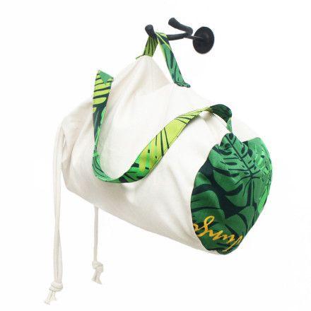 Plecak Worek Zielen Lato Sznurki Unisex Zagle Handmade Torba Bag Summer Sailing Prezent Wygoda Wakacje Bags Duffle Bag Gym Bag