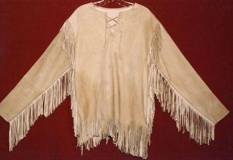 Photo of Buckskin Leather Shirts