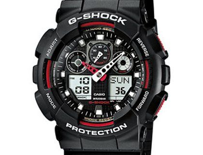 How To Set Time On Casio G Shock Ga 110 Casio G Shock Watches Casio G Shock G Shock Watches Mens