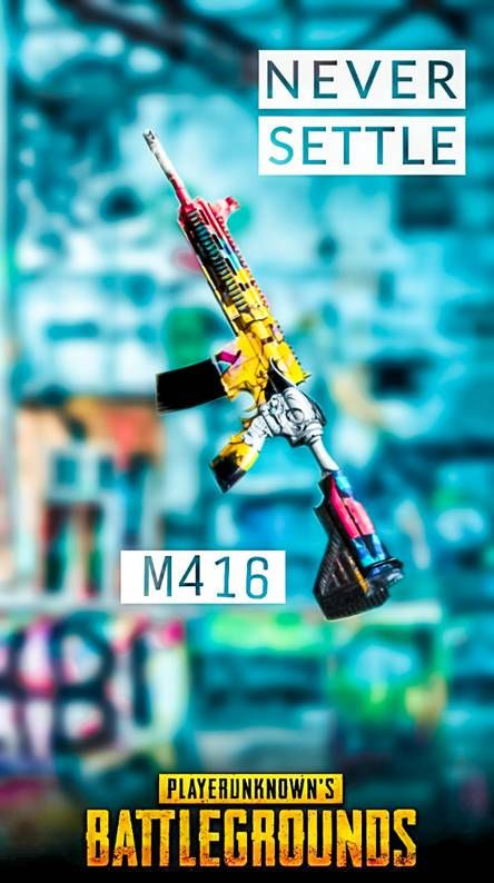 Pubg M416 Skin Click To Get This Skin Mobile Wallpaper Android Android Phone Wallpaper Phone Wallpaper