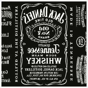 61 Best Of Blank Jack Daniels Label Template Images Label Templates Whiskey Bottle Labels Weatherproof Labels