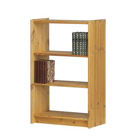 Bücherregal Tomke I - Kiefer massiv - Gelaugt/Geölt, Steens Jetzt
