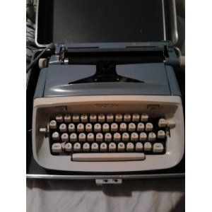 I Had No Idea They Still Sold Manual Typewriters I Want This Writer Writing Typewriter Manual Writing Life