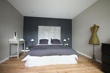 Décoration d\'intérieur - Chambre d\'une maison neuve sur ...