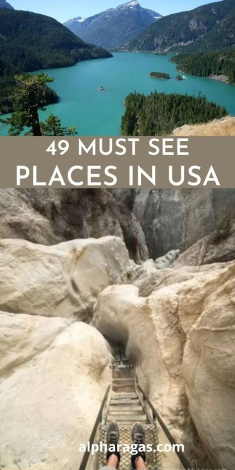 Vacation Trips, Dream Vacations, Vacation Spots, Vacation Places In Usa, Best Vacation Destinations, Vacation Ideas, Cool Places To Visit, Places To Travel, Best Places In Usa