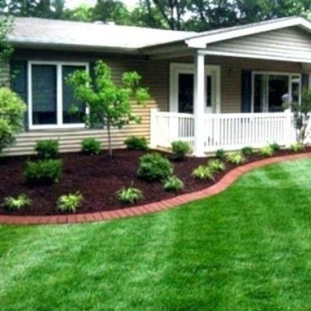 39secret Solutions To Front Yard Landscaping Ideas On A Budget Simple Exposed H 2019 Yard Landscaping Simple Front Yard Landscaping Simple Front Yards Diy