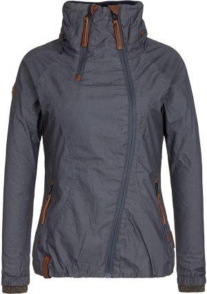 Naketano Gewöhnliche Sterbliche Jacke für Damen Blau von