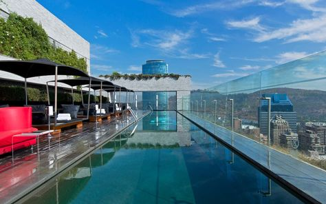 25 Rooftop Pools To Dream About While You Sit In The Office Best