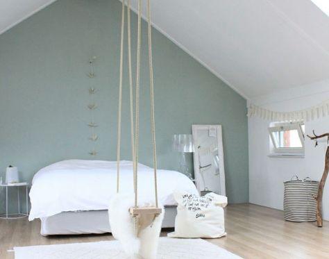 Camera da letto minimal #attic #mansarda #bedroom #interior - Mansarda.it