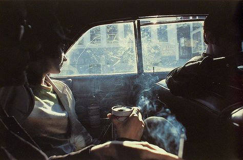 View Smoky Car, New Hampshire, 1979 by Nan Goldin on artnet. Browse upcoming and past auction lots by Nan Goldin. Color Photography, Film Photography, Street Photography, Levitation Photography, Exposure Photography, Water Photography, Abstract Photography, Saul Leiter, Cinematic Photography