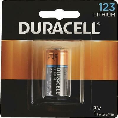 Ad Ebay Link Duracell 123 Ultra Lithium Battery 11210 1 Each In 2020 Duracell Lithium Battery Duracell Batteries