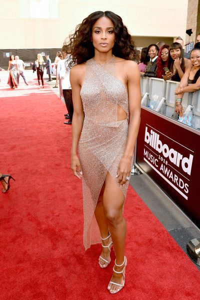 Recording artist Ciara attends the 2018 Billboard Music Awards at MGM Grand Garden Arena.