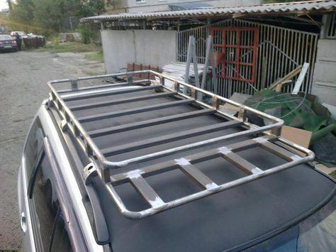 Suv Camper Conversion Scc24120skt Roof Rack Truck Roof Rack Offroad Vehicles