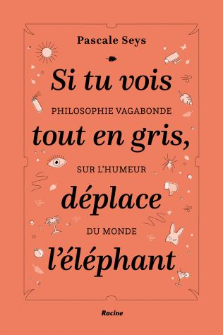 Si Tu Vois Tout En Gris Deplace L Elephant Pascale Seys