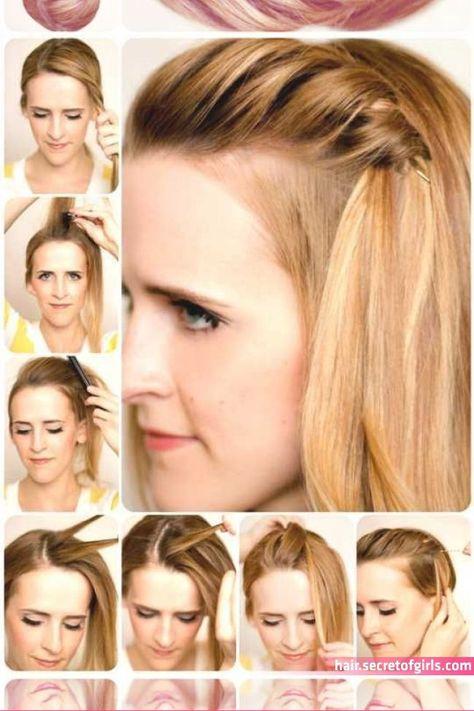 Einfache Brautfrisuren Mittellanges Haar Einfache Frisuren Lange Frisuren Ha Brautfrisuren Einfache Frisuren Haar Lange M In 2020 Frisuren Mittellange Haare Frisuren Einfach Und Schone Frisuren Kurze Haare