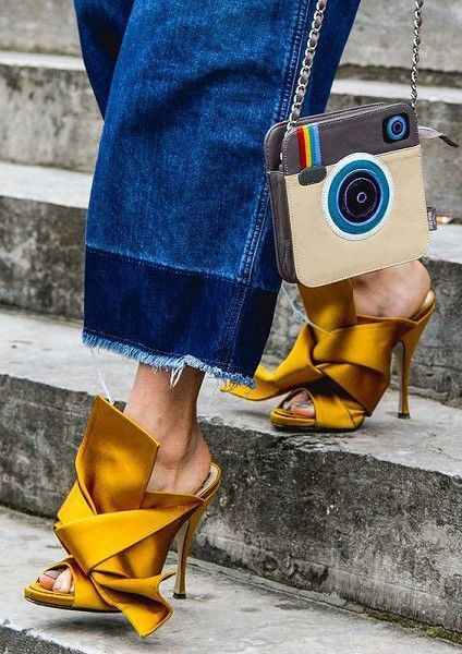 Wrapped Up - How to Spice Up Your Wardrobe with Maximalist Shoes  - Photos