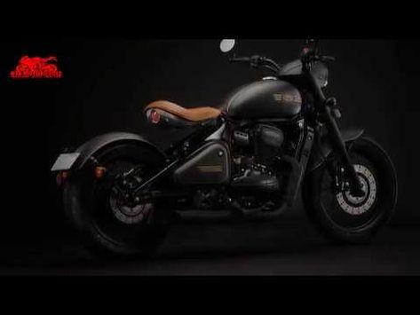 Neues Modell Im Bobber Gewand Jawa Perak 2020 Nta Motorcycle