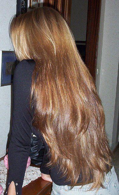 Pin by Stephen Podhaski on Hair beautiful long hair Gorgeous , silky , shiny , super long hair . Long Silky Hair, Long Brown Hair, Very Long Hair, Thick Long Hair, Layered Long Hair, Layers In Long Hair, Straight Long Hair, Smooth Hair, Beautiful Long Hair