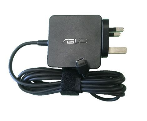Original 65w Usb C Adapter Charger For Asus Zenbook 3 Deluxe Ux490ua 90nb0ei1 M04570 Asus Adapter Charger Adapter