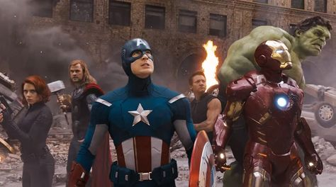 Check Out Marvel's Next 9 Movies, Including Black Panther and More Avengers