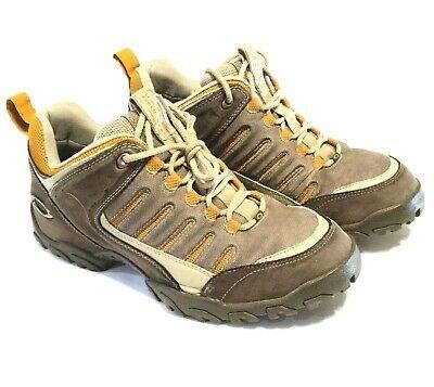 Ebay Sponsored Rare Men S Oakley Field Gear Size 10 Tan Leather Tactical Hiking Boots In 2020 Hiking Boots Boots Oakley Men