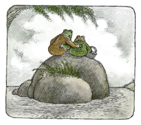 "Arnold Lobel bio: ""Frog and Toad"": An Amphibious Celebration of Same-Sex Love - The New Yorker The New Yorker, Arnold Lobel, Cyberpunk 2020, Frog Art, Frog And Toad, Sex And Love, Goblin, Wall Collage, Art Inspo"