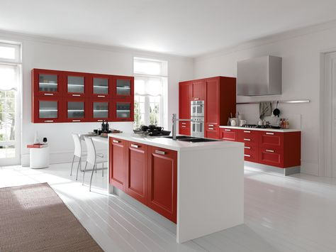 Romantica - Cucine Classiche - Cucine - Febal Casa   Arredameno e ...