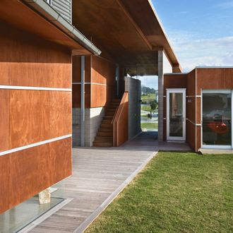 Textured finish plywood sheeting metal cover strips and edge finishing aluminium doors and windows | DESIGN | Pinterest | Finished plywood Plywood sheets ... & Textured finish plywood sheeting metal cover strips and edge ... pezcame.com