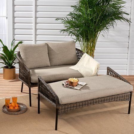 Swell Patio Garden Outdoor Oasis Grey Cushions Cushions Daybed Pabps2019 Chair Design Images Pabps2019Com