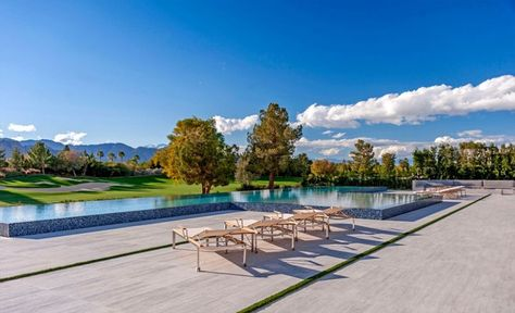 LOCATION: La Quinta, Calif. PRICE: $12 million SIZE: 11,000+ square feet, 7 bedrooms, 8 full and 2 half bathrooms