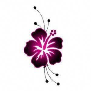 Cute Flower Wrist Tattoo Flower Wrist Tattoos Hawaiian Flower Tattoos Tropical Flower Tattoos