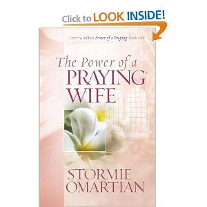 This is my 3rd time reading through this book.  It is a great place to start daily prayer and learn how to pray for your husband.