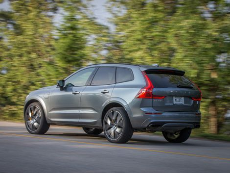 2020 Volvo Xc60 T8 Polestar Engineered Is A Triple Charged Suv In 2020 Volvo Xc60 Volvo Pole Star