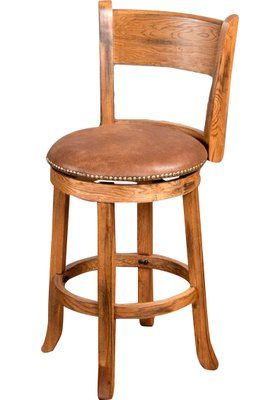 Loon Peak Fresno 30 Swivel Bar Stool Option With Back Bar Stools Swivel Bar Stools Stool