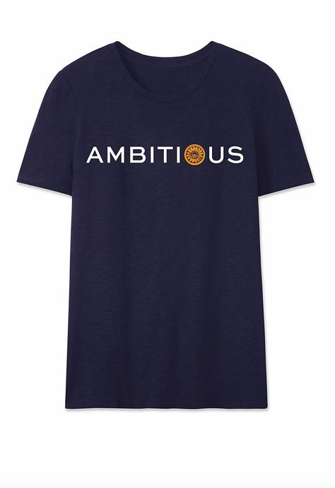 Tory Burch Embrace Ambition T-Shirt | Gifts for Grads