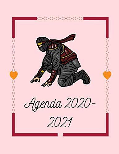 agenda 2020 2021: agenda scolaire 2020 2021 semainier , Manga