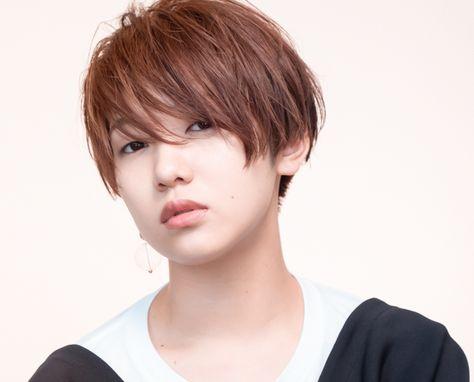 決まりすぎない 柔らかな質感のハンサムショート Short ハンサムショート 短い髪のためのヘアスタイル ベリーショートヘア