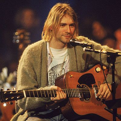 Kurt-Cobain-He redefined Rock n' Roll for an entire generation.