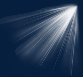 Ray Light Effect Light Rays Light Effect Overlays Transparent
