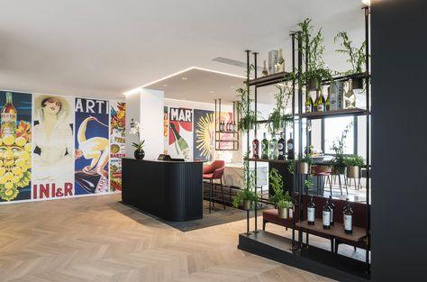 Il Prisma For Terrazza Martini Welcomearea Businesscenter
