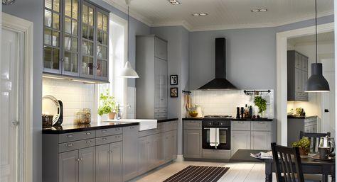 Keuken Ikea Landelijk : Nieuwe keukens van ikea: keukensystemen metod #keukens #landelijk