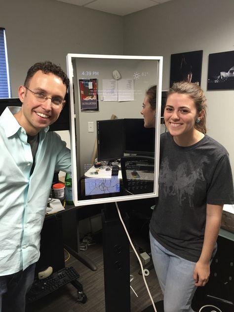 My Own DIY Smart Mirror – Amy Bennett – Medium