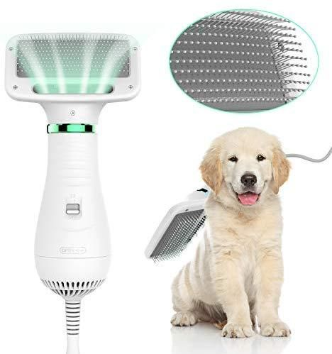 Livekey Pet Hair Dryer 2 In 1 Home Pet Grooming Hair Dryer With