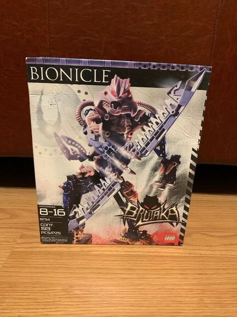 Lego Bionicle Brutaka 8734afflink When You Click On Links To