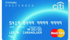 Citi Preferred Credit Card Signup Rewards And Login Credit Card